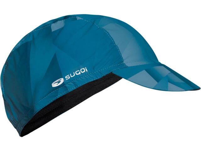 Sugoi Cycling Cap Blue